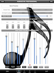 Audiostar Pro Screenshot 2
