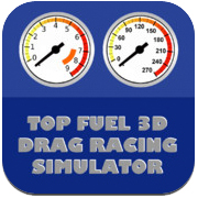 Top Fuel 3D iPad iPhone App