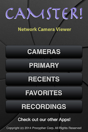 Camster Pro New York City App 5