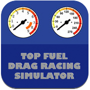 Top Fuel Drag Racing Simulator App
