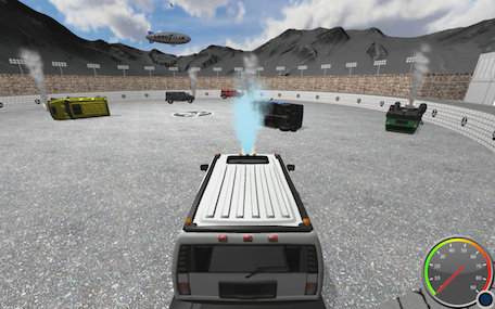 Demolition Derby 3D